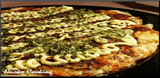 Okonomiyaki (Japanese Pizza) Recipes — Dishmaps