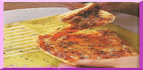Deep-Fried Tofu Pizza
