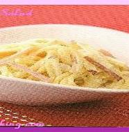 Spaghetti Salad 日本語でスパサラ