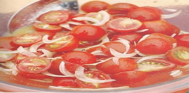 Mini Tomato Salad
