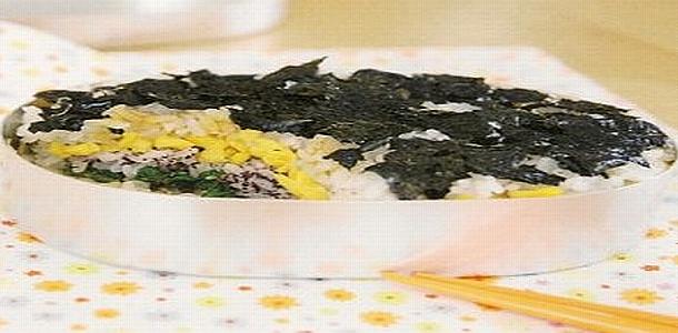 Nori Lunch Box のり弁