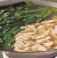 Pork Hot Pot 豚鍋