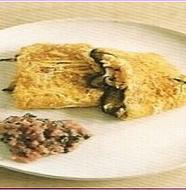 Mushroom Omelet きのこの卵焼き