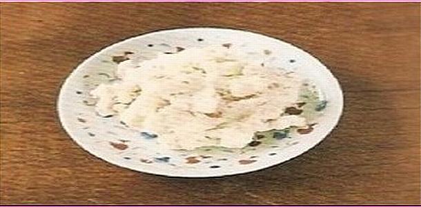 Potato Salad-Breakfast style 朝ご飯のポテトサラダ