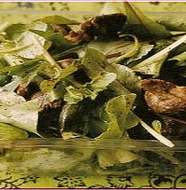 Crispy Gizzard Salad 砂肝サラダ