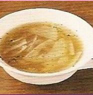 Easy Onion Soup 簡単オニオンスープ