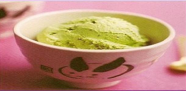 Green Tea Ice Cream 抹茶アイスクリーム