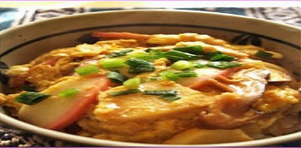 Konoha Donburi 木の葉丼