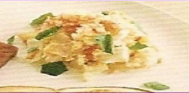 Potato Salad Russia-Style ロシア風ポテトサラダ