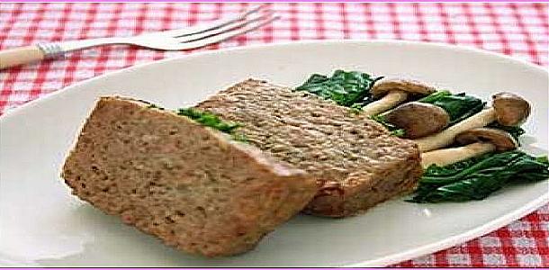 Easy Meatloaf 簡単ミートローフ