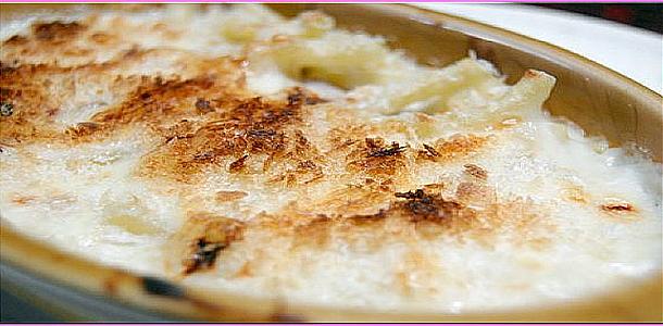 Macaroni Gratin マカロニグラタン