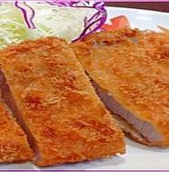 Pork Cutlet とんかつ