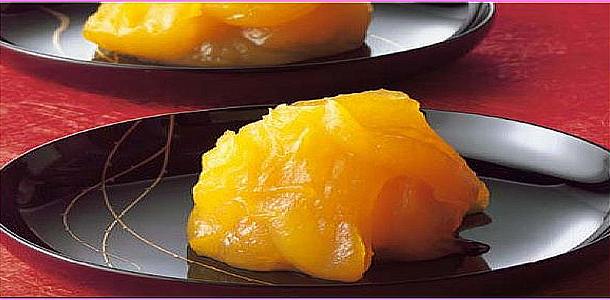 Sweet Chestnut Puree 栗きんとん/おせち料理
