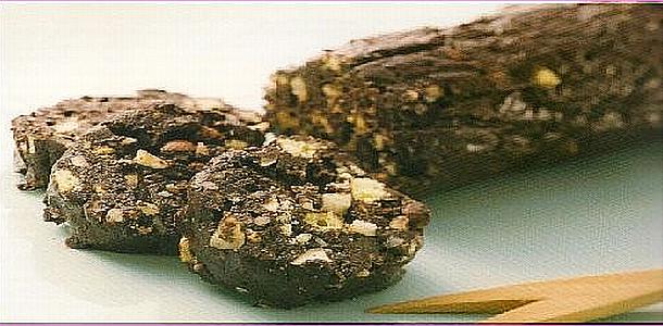 Chocolate Salami チョコレートサラミ