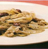 Creamed Pork and Mushroom 豚肉ときのこのクリーム煮