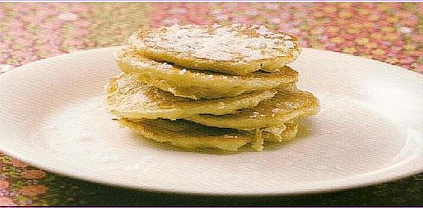 Potato Pancake じゃがいものパンケーキ