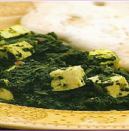 Spinach Curry ほうれん草カレー