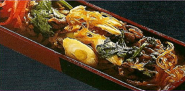 Sukiyaki Donburi すきやき丼
