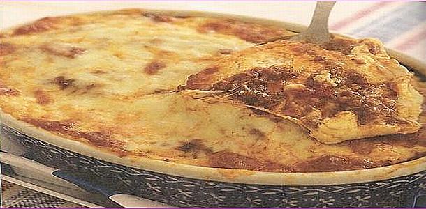 Tofu Lasagna 豆腐ラザニア