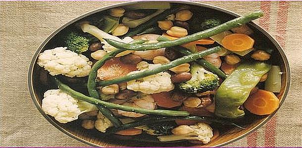 Hot Salad 温野菜サラダ