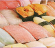 Most Common Nigiri Sushi.