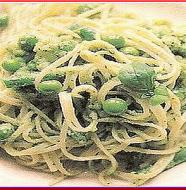 Green Peas Pasta グリーンピースのパスタ