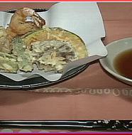 Japanese Tempura 天ぷら