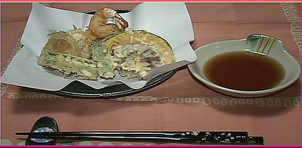 how to make japanese tempura