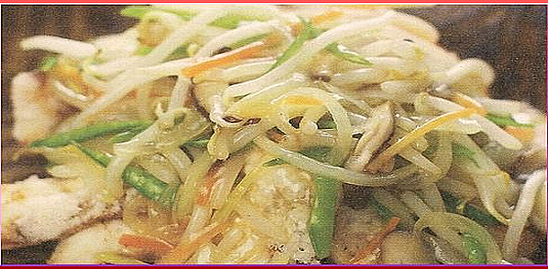 Fried Fish with Vegetable thick sauce 魚の唐揚げ野菜あんかけ.png