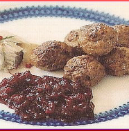 Meat Balls Sweden Style スウェーデン風ミートボール