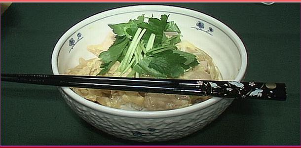 Oyako Donburi 親子丼