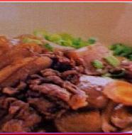 Beef with Burdock 肉ごぼう