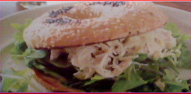 Chicken Salad Sandwich チキンサラダサンドウィッチ