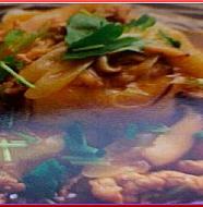 Deep Fried Tofu with Curry Sauce 揚げ出し豆腐のカレーあんかけ