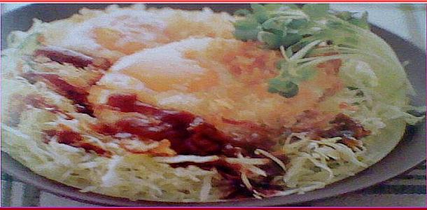 Crispy Deep-Fried Egg カリカリ卵フライ