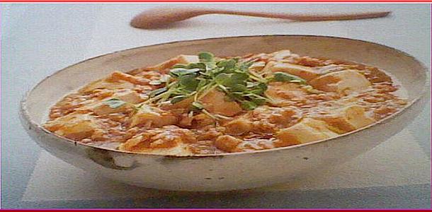 Mabo Tofu Japanese Style 和風麻婆豆腐