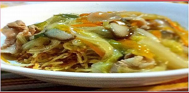 Fried-Noodles-あんかけ焼きそば