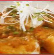 Sardine with Spicy Miso いわしのピリ辛味噌煮