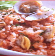 Short-neck Clam Rice with Western Style