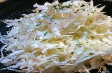 Cole Slaw Salad コールスローサラダ