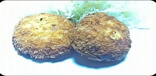 Cream Crab Croquette