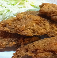 Home made Fried Chicken KFC Style 風フライドチキン