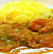 Shrimp Curry エビカレー