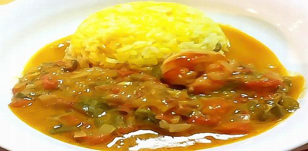 Shrimp Curry エビカレー
