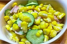 Corn Salad コーンサラダ