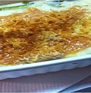 Diet Recipe#13 Gratin with Potato and Komatsuna