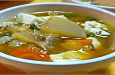 Miso Soup with Pork 豚汁