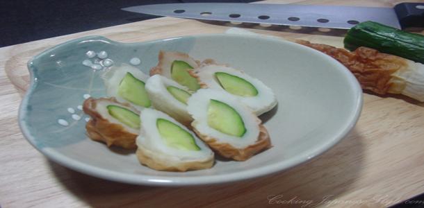 Chikuwa with Cucumber Blog