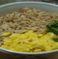 Japanese Recipe for Soboro Donburi Blog