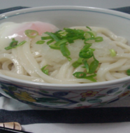 Udon with Onsen Tomago Blog